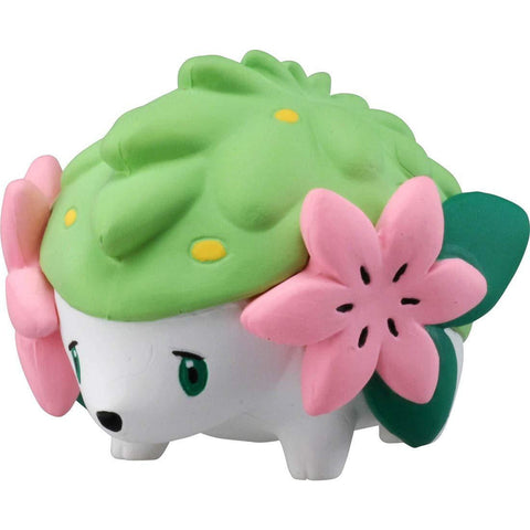 Takara Tomy Pokemon Monster Collection Moncolle EMC-28 Shaymin Land Form Figure