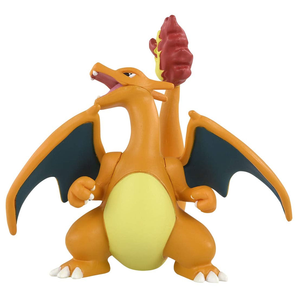 Takara Tomy Pokemon Monster Collection Moncolle MS-15 Charizard Action Figure