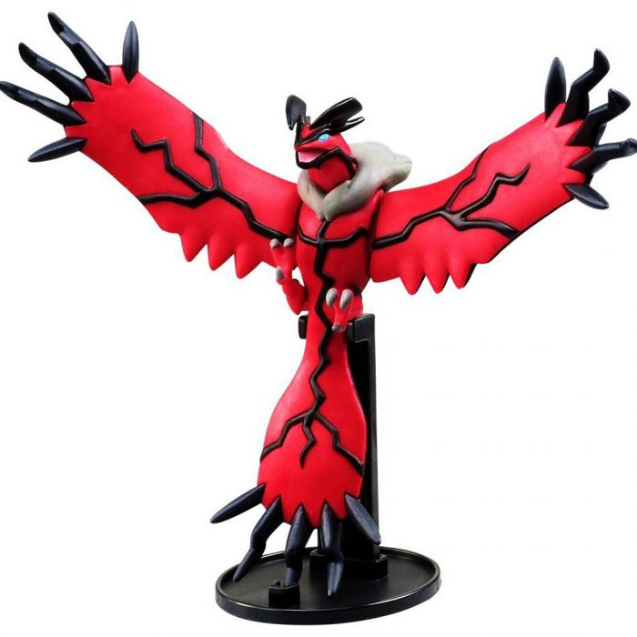 "Takara Tomy Pokemon Collection ML-13 Moncolle Yveltal 4"" Action Figure"