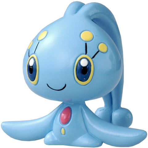 Takara Tomy Pokemon Monster Collection M-129 Manaphy Figure