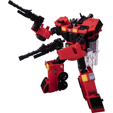 Takara Tomy Transformers Power of the Primes PP-36 Inferno Action Figure