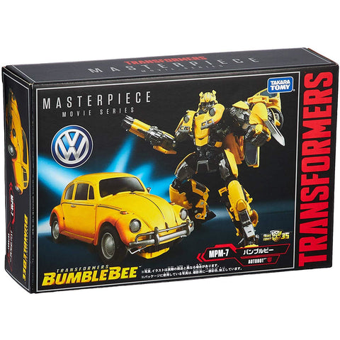 Takara Tomy Transformers Movie Series MPM-7 Bumblebee Masterpiece Action Figure