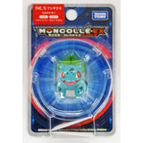 "Takara Tomy Pokemon Monster Collection EX Moncolle EMC-15 Bulbasaur 1.5"" Figure"
