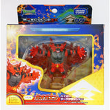Takara Tomy Pokemon Moncolle Incineroar Z-Move Malicious Moonsault Action Figure