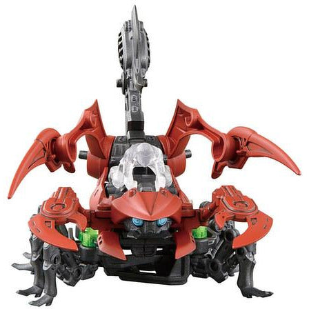 Takara Tomy ZOIDS Wild ZW04 Scorpear Motorized Model Kit