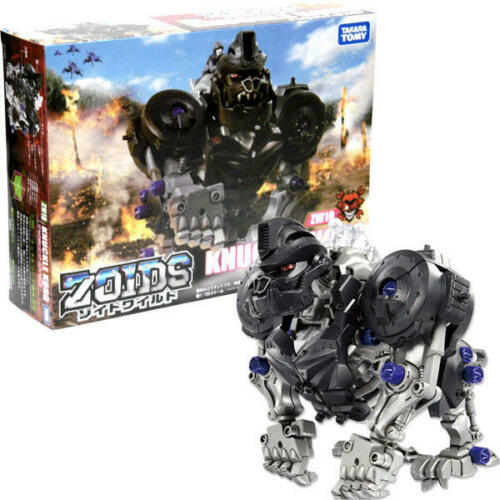 Takara Tomy ZOIDS Wild ZW10 Knuckle Kong Motorized Model Kit