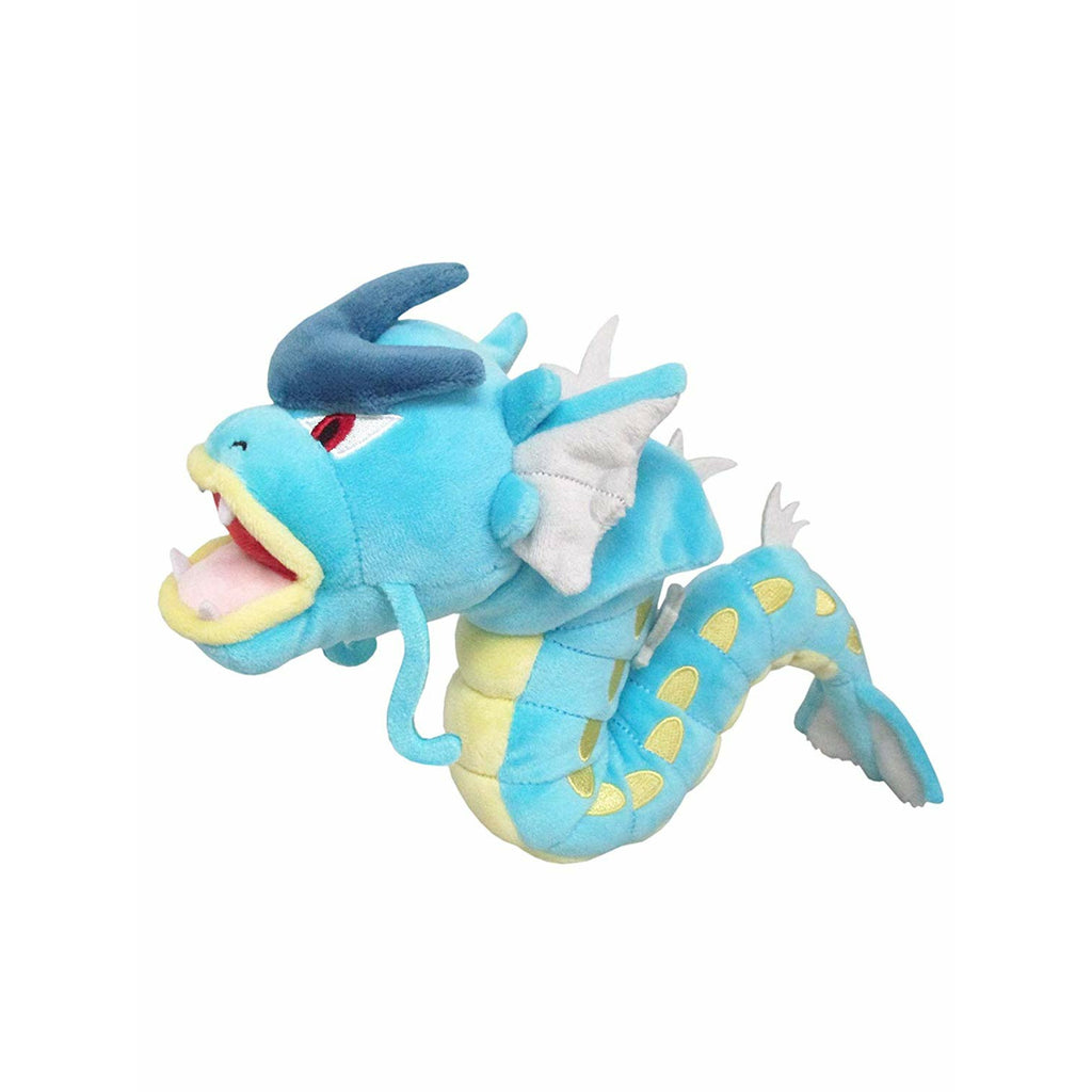 "Sanei Pokemon All Star Collection PP138 Gyarados 7"" Stuffed Plush"