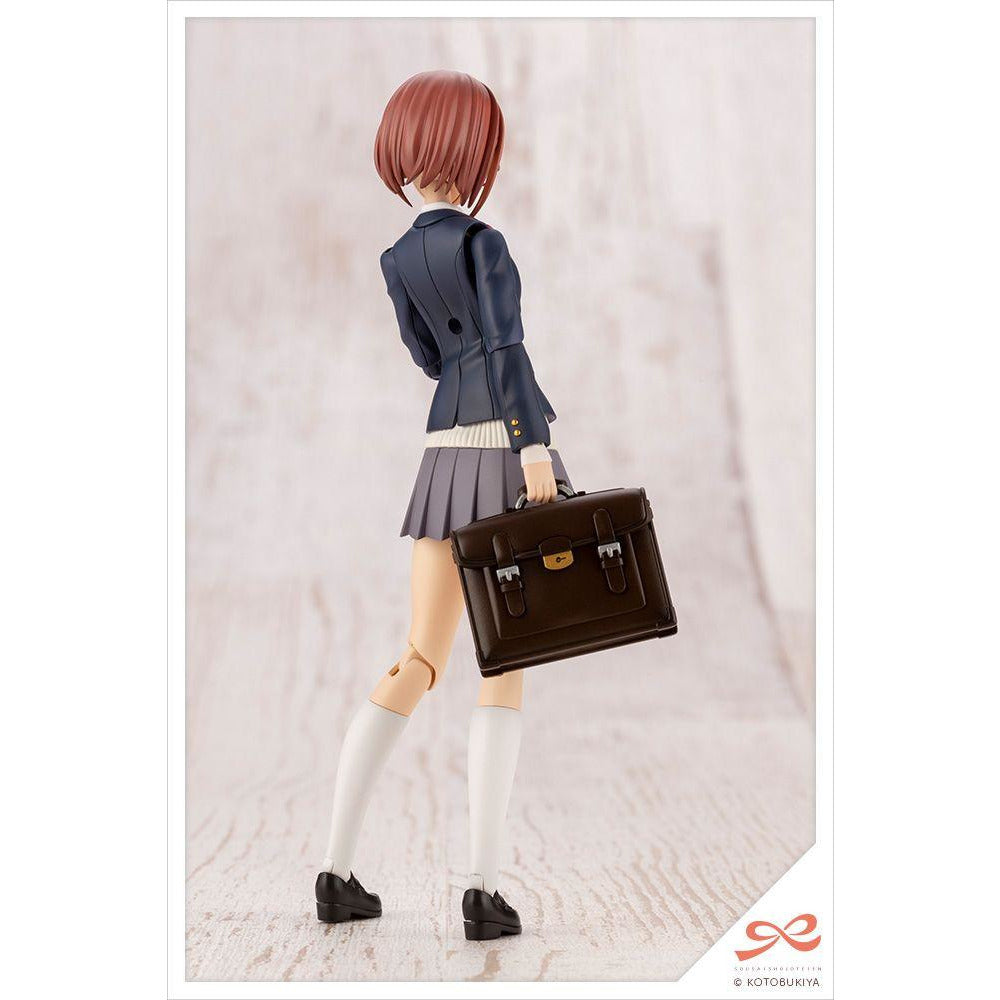 (PRE-ORDER Expected May 2021) Kotobukiya Sousai Shojo Teien Koyomi Takanashi Ryobu HS Winter Clothes Figure Model Kit