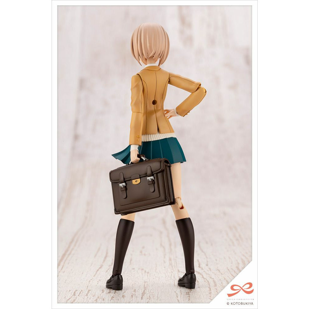 (PRE-ORDER Expected May 2021) Kotobukiya Sousai Shojo Teien Koyomi Takanashi Ryobu HS Winter Clothes Dreaming Figure Model Kit