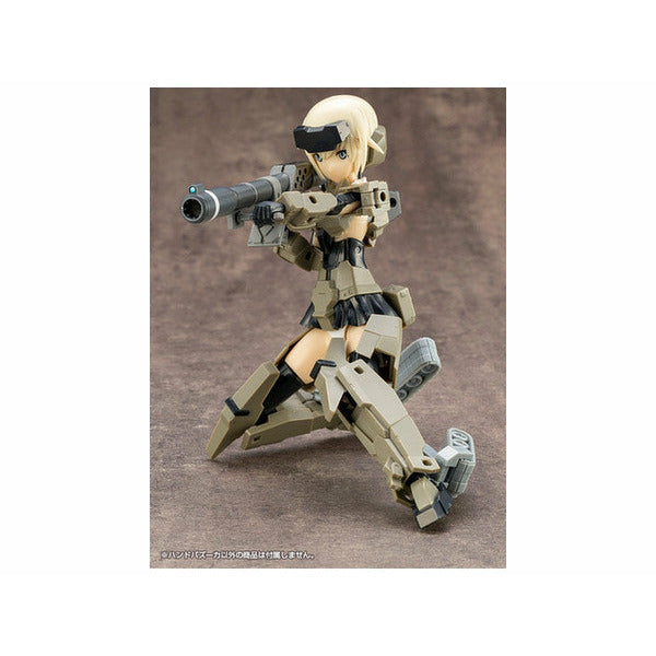 Kotobukiya Modeling Support Goods MSG Weapon Unit 02 Hand Bazooka Model Kit