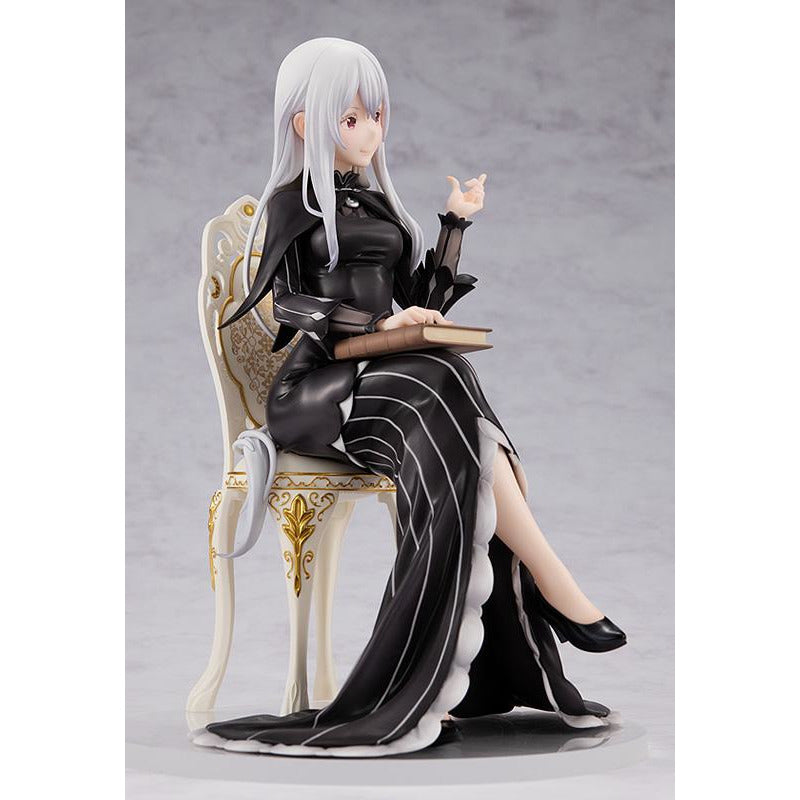 Kadokawa Re:ZERO Starting Life in Another World Echidna (Tea Party Ver.) 1/7 Scale Figure Statue (PRE-ORDER May 2021)