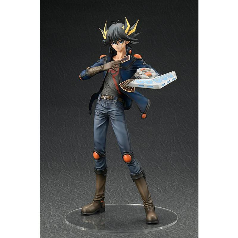 (PRE-ORDER: Expected January 2022) Amakuni Yu-Gi-Oh! 5D's Yusei Fudo Figure Statue