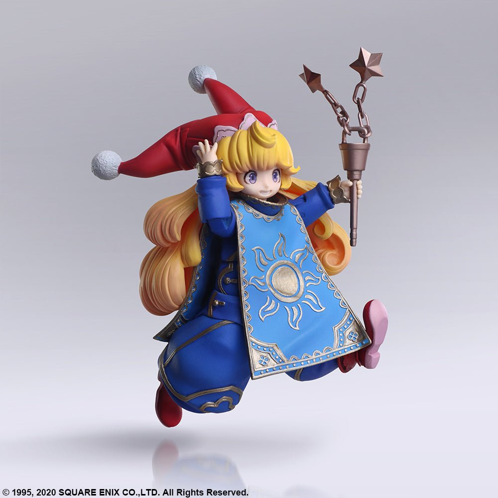 Square Enix Bring Arts Trials of Mana Kevin and Charlotte Action Figures (PRE-ORDER December 2021)