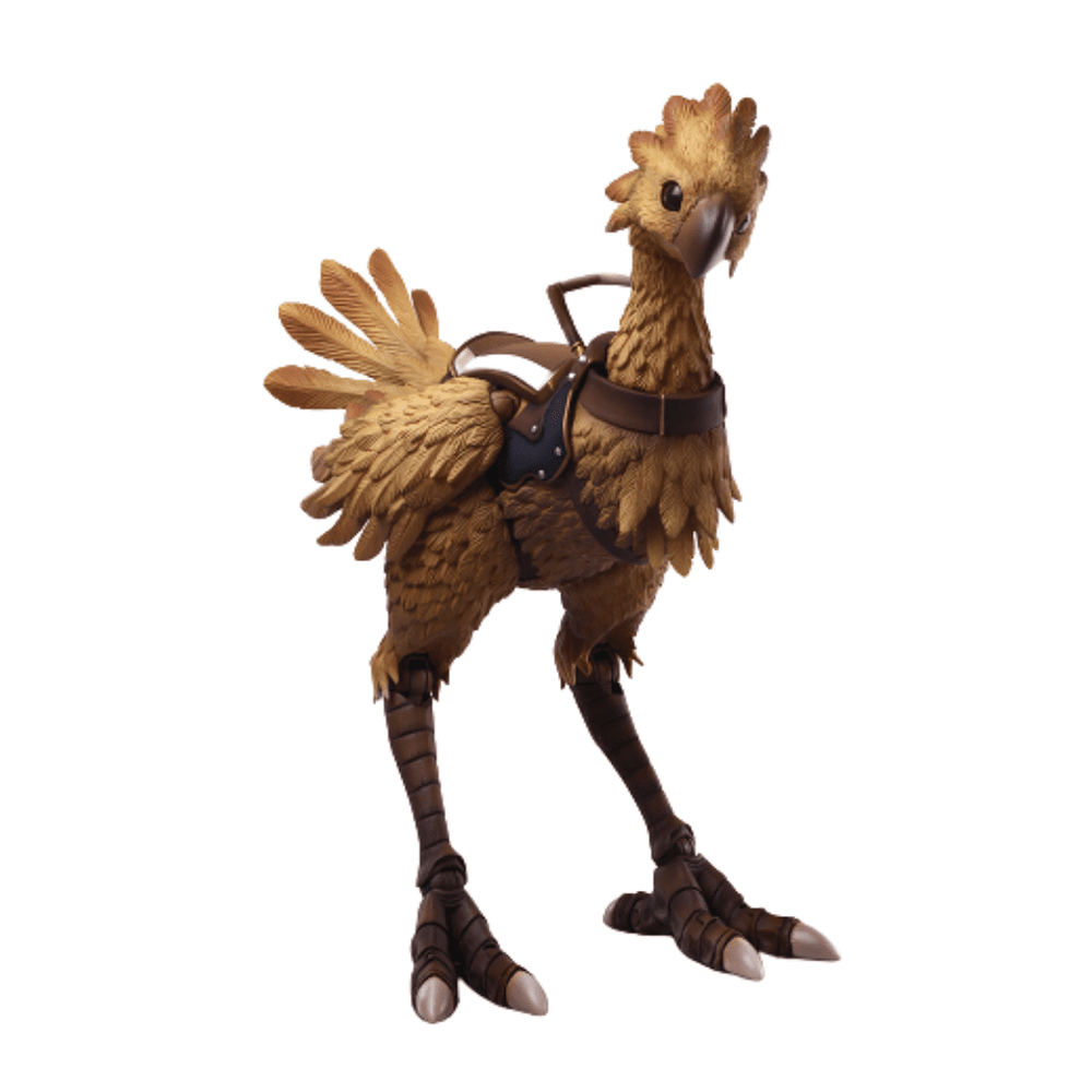 (PRE-ORDER: Expected June 2021) Square Enix Bring Arts Final Fantasy XI Chocobo Figure Statue
