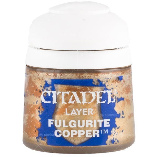 Citadel Layer: Fulgurite Copper (12ml)