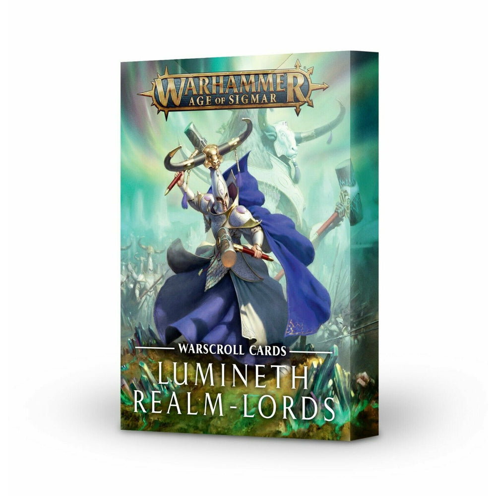 Games Workshop Age of Sigmar: Warscrolls: Lumineth Realm-Lords