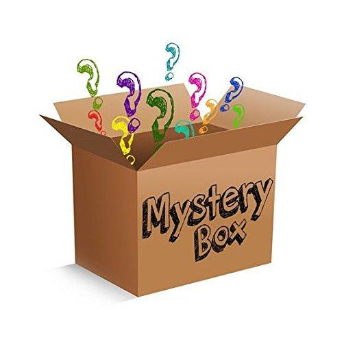 Funko Mystery Box with 2 Exclusive POPS! + 4 Random Pop Vinyls