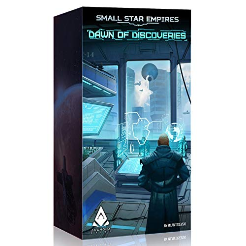 Small Star Empires - Dawn of Discoveries Expansion