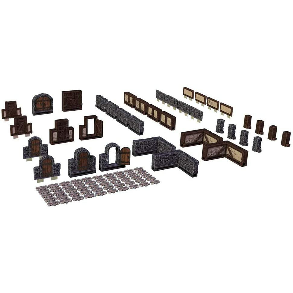 WizKids Warlock Dungeon Tiles: Expansion Box 1