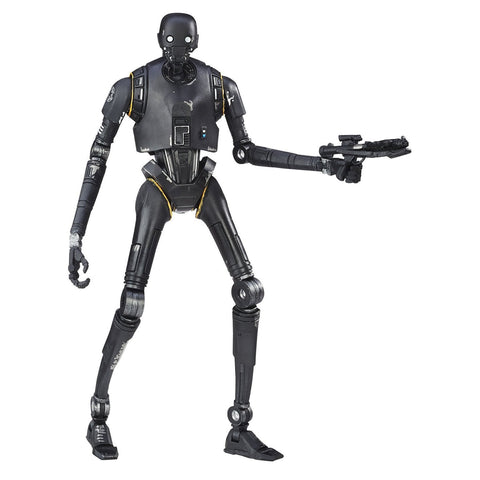 Star Wars The Black Series Rogue One K-2SO 6-Inch Action Figure