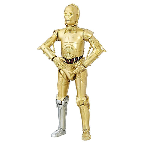 "Star Wars The Black Series 40th Anniversary C-3PO 6"" Action Figure"