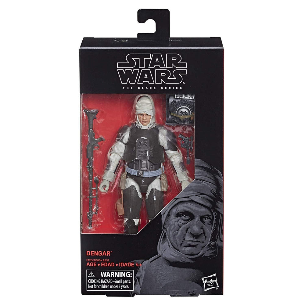 Star Wars The Black Series 6-inch Dengar Figure