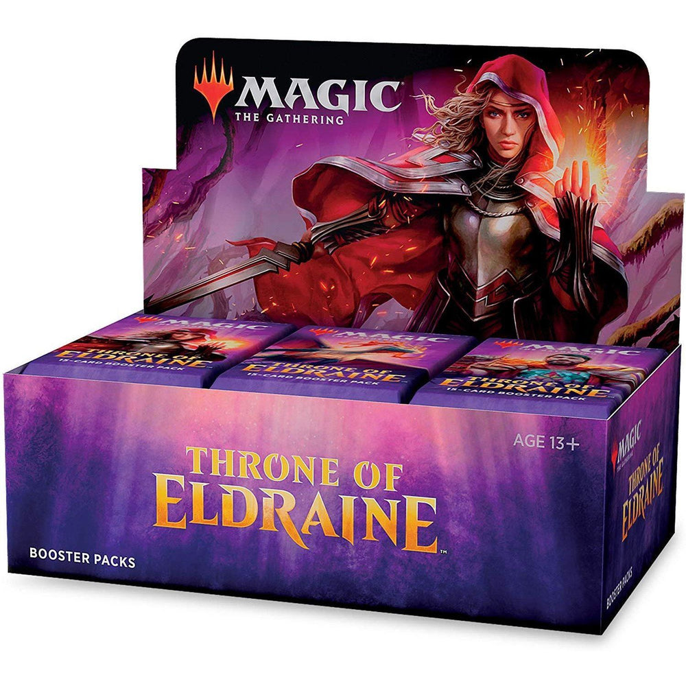 Magic the Gathering: Throne of Eldraine Booster Display (36 Packs) Factory Sealed