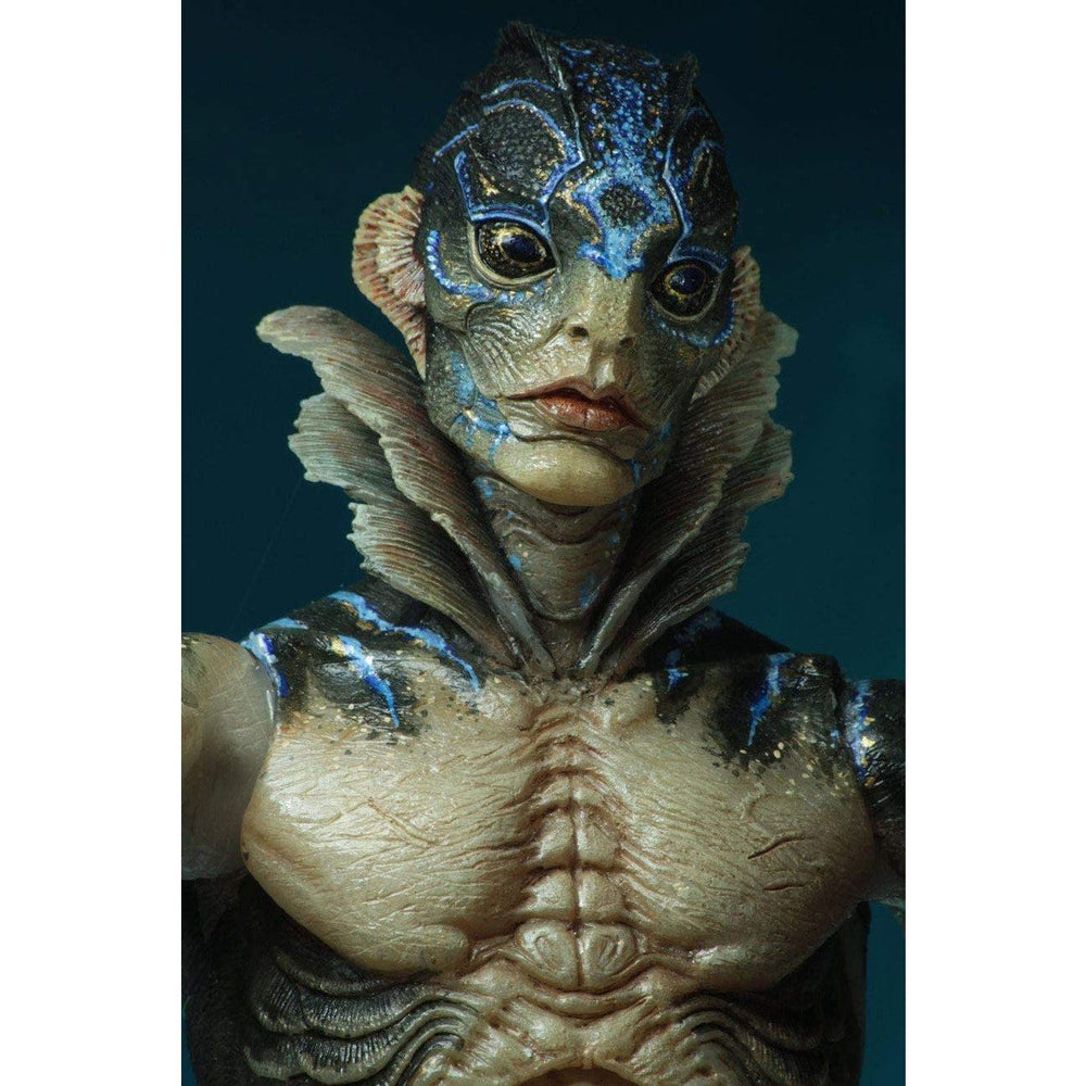 "NECA Guillermo Del Toro Signature Collection Shape of Water Amphibian Man  7"" Scale Action Figure"