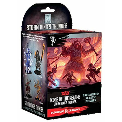 Dungeons & Dragons: Icons of the Realms: Storm King's Thunder Single Booster Pack
