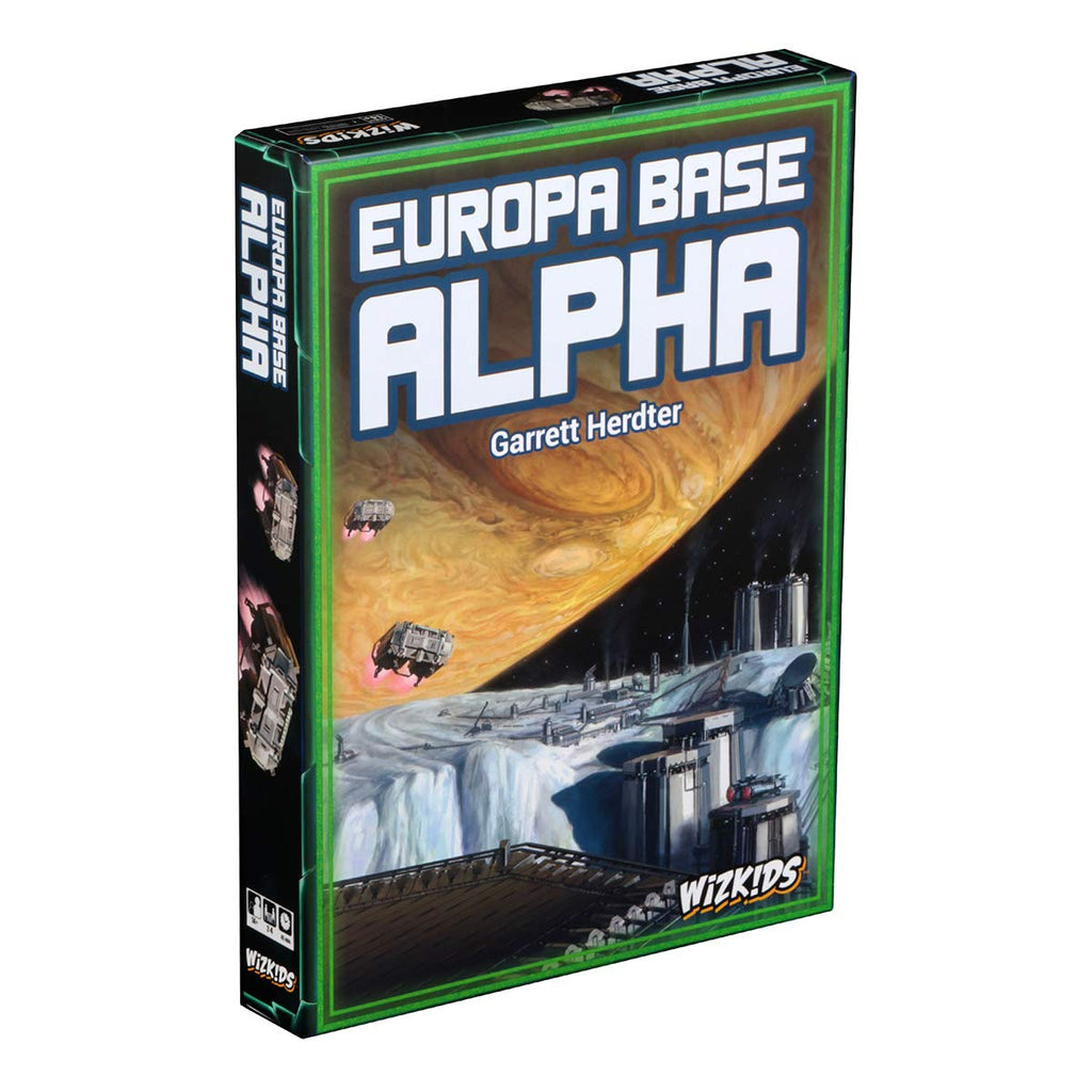 WizKids: Europa Base Alpha Game