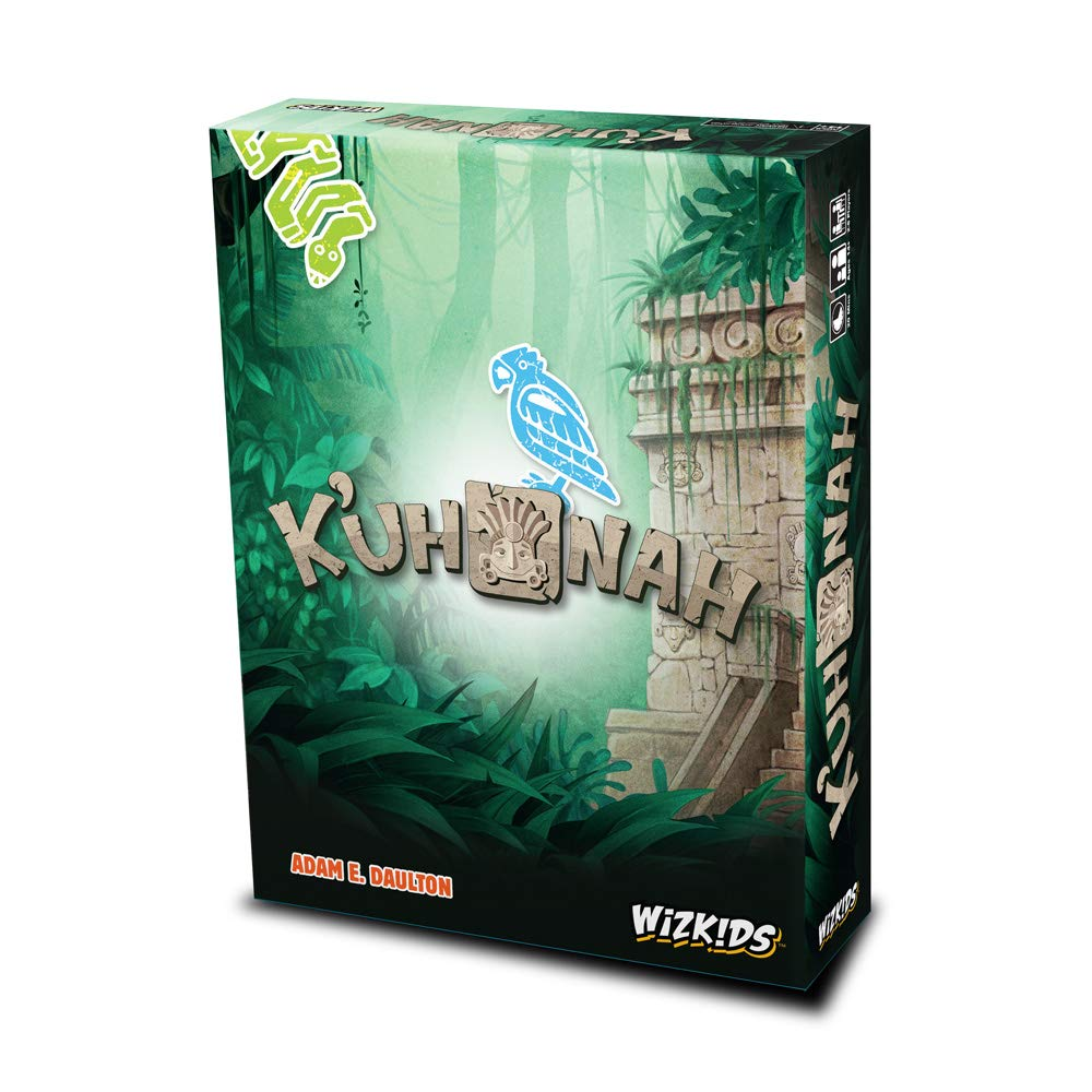 Wizkids: K'uh Nah Card Game