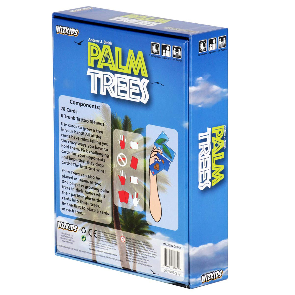 Wizkids: Palm Trees Card Game