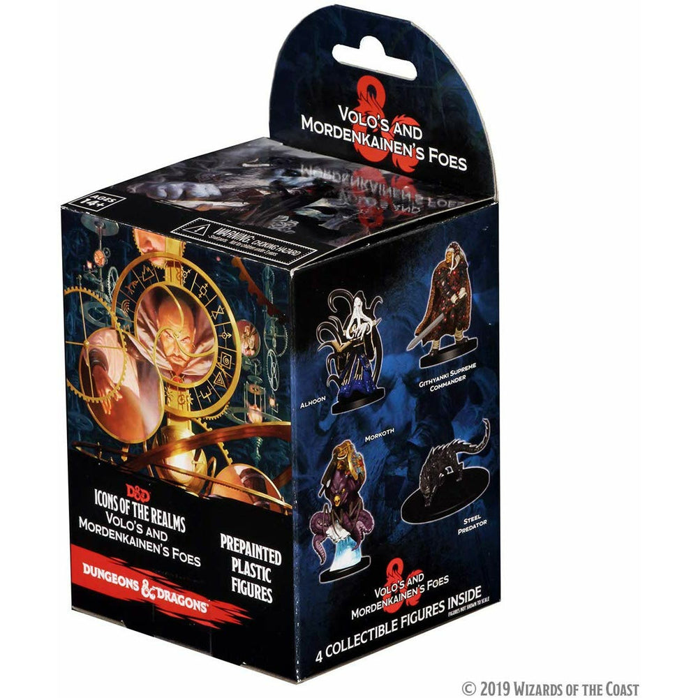WizKids D&D Icons of The Realms: Volo & Mordenkainen'S Foes Booster
