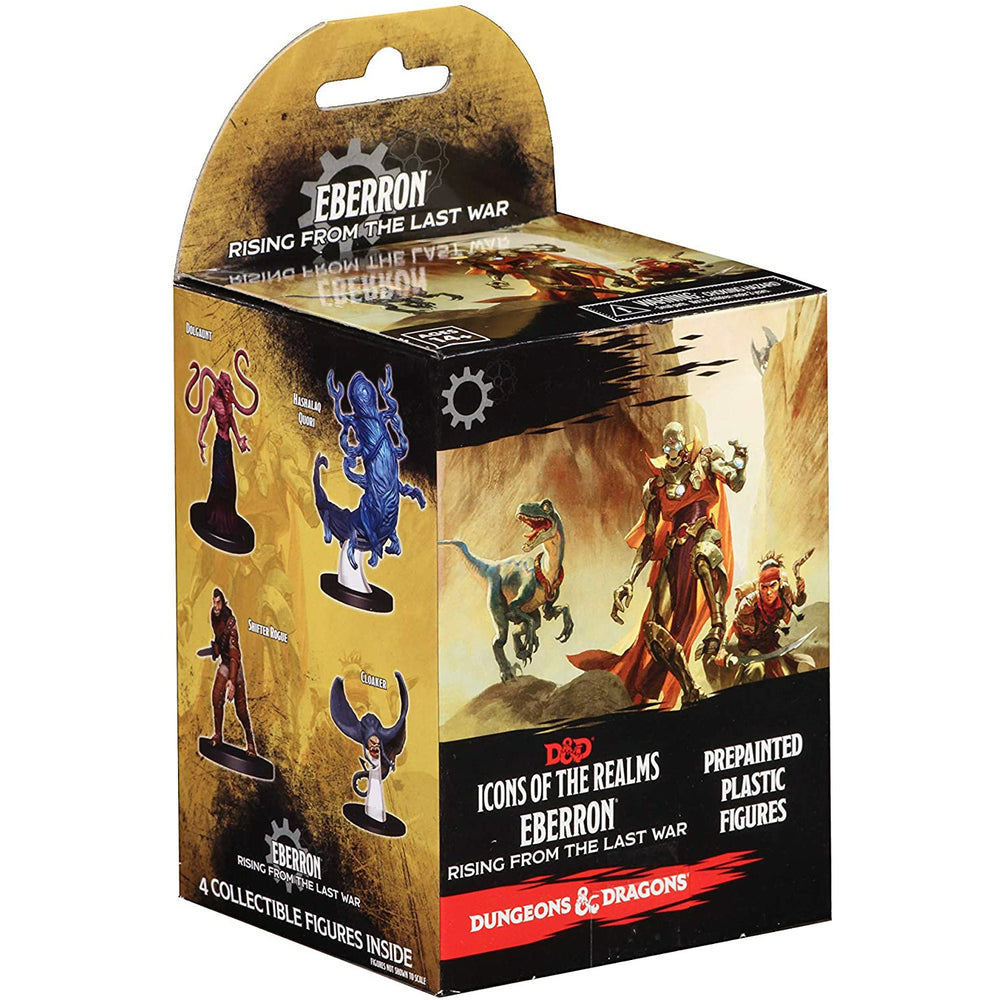 Dungeons & Dragons Icons of the Realms Eberron: Rising from The Last War Booster