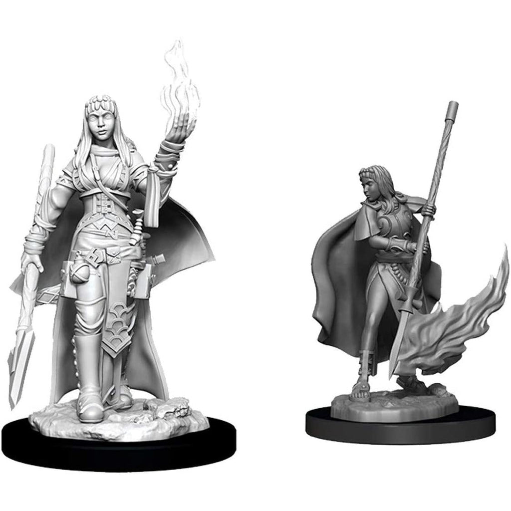 Pathfinder Deep Cuts Unpainted Miniatures: Wave 11: Female Human Oracle