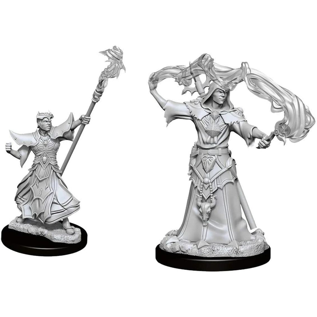Pathfinder Deep Cuts Unpainted Miniatures: Wave 11: Male Human Sorcerer