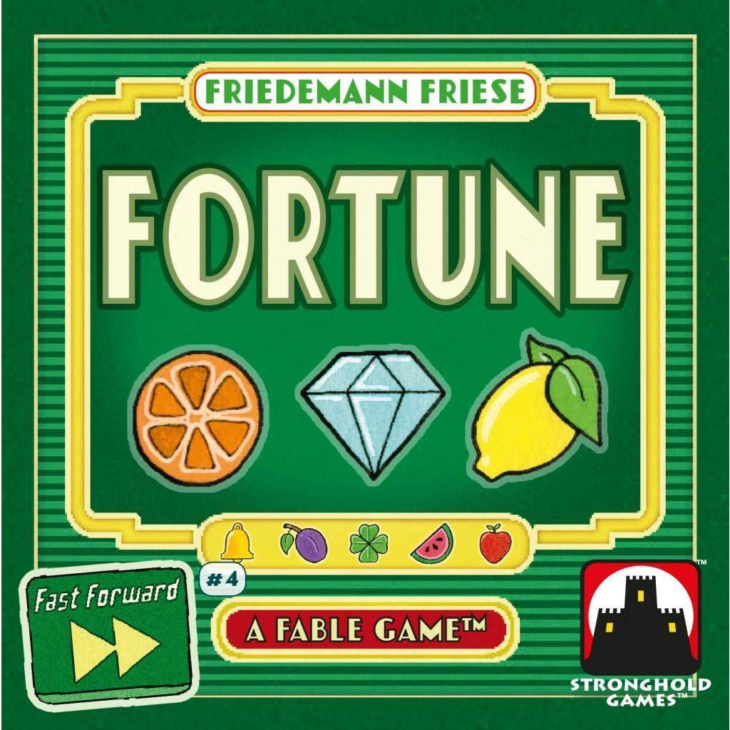 Stronghold Games Fortune Toys