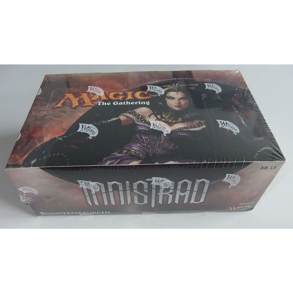 Magic: the Gathering: Innistrad Booster Box (36 Packs) Factory Sealed MTG