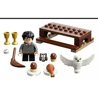 LEGO 30420 Harry Potter and Hedwig Owl Delivery Building Set (31 pcs)