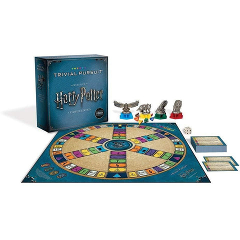 World of Harry Potter Ultimate Edition Trivial Pursuit Board Game