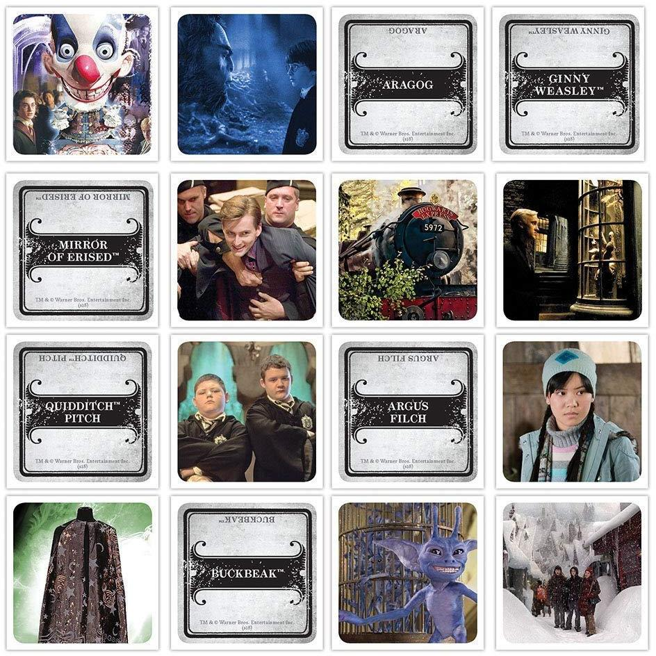USAopoly Harry Potter Codenames Party Card Game