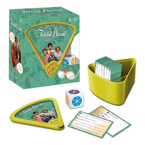 USAopoly The Golden Girls Trivial Pursuit Game