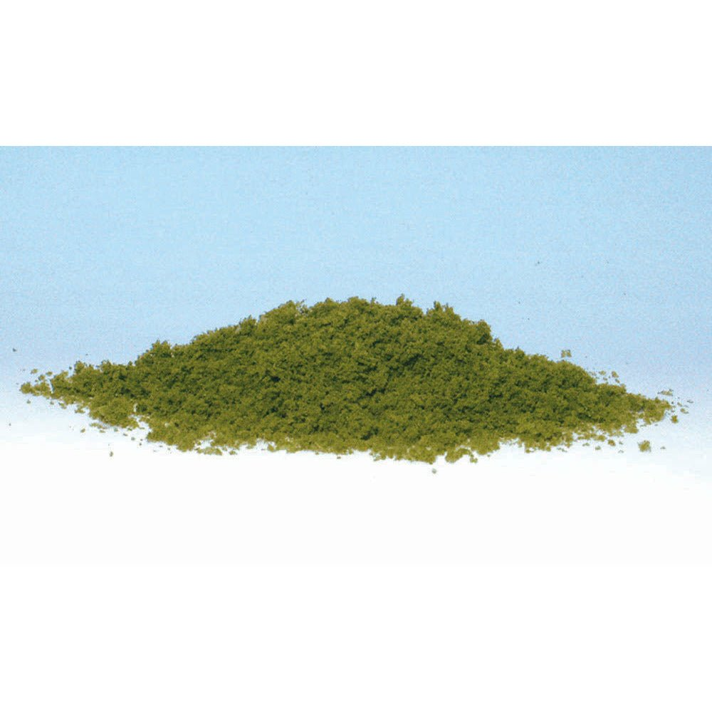 Woodland Scenics T63 Light Green Coarse Turf Bag 21.6 Cu. Inches for Diorama