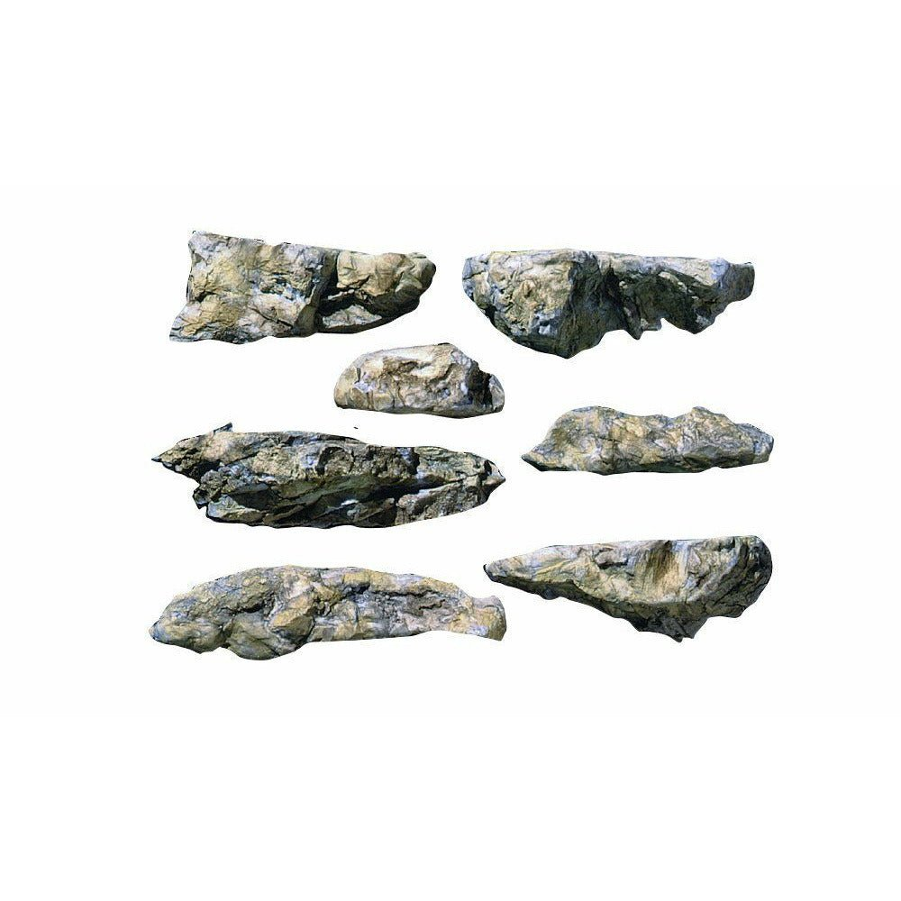 Woodland Scenics C1233 Rock Mold Realistic Embankment for Model Diorama