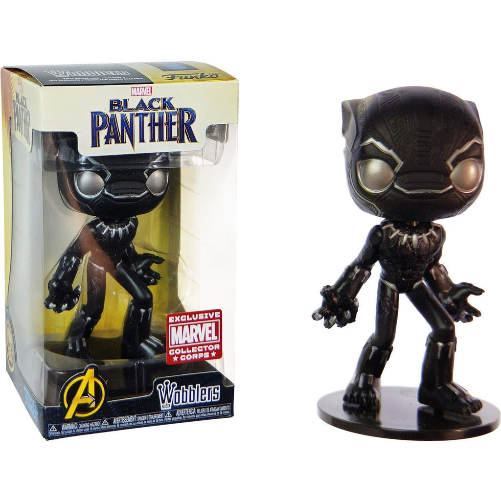 Funko Black Panther Wobbler Collector Corps