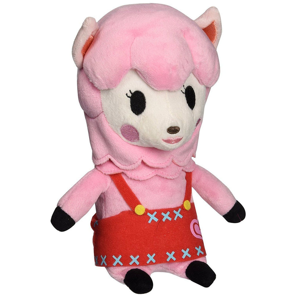 "Little Buddy Animal Crossing New Leaf Risa / Reese 9"" Stuffed Plush"