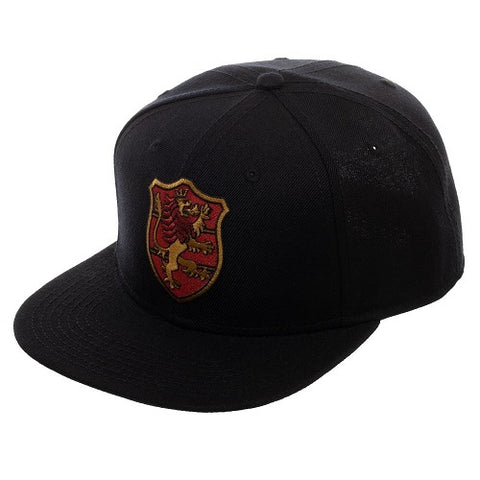 Bioworld - Black Clover - Crimson Lion Squad Crest of the Magic Knights - Baseball Cap, Adjustable