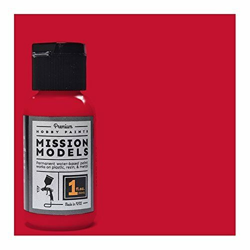Mission Models MMP-003 Red Acrylic Paint 1 oz (30ml)