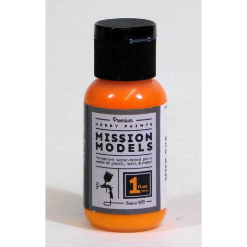 Mission Models MMP-005 Orange Acrylic Paint 1 oz (30ml)
