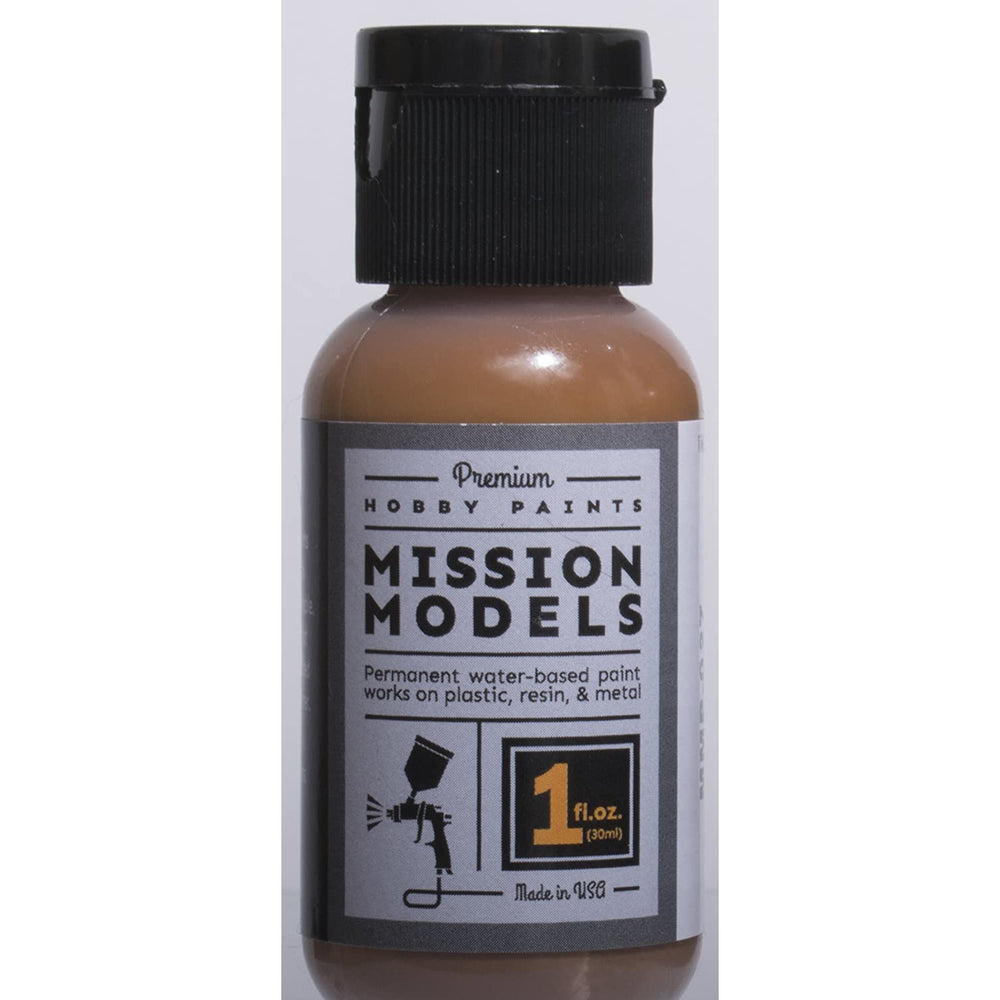 Mission Models MMP-027 Russian Brown 6K FS 30117 Acrylic Paint 1 oz (30ml)